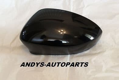 FIAT PUNTO 2012 ONWARDS WING MIRROR COVER L/H OR R/H IN CARBONI BLACK