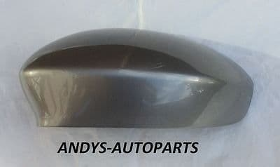 FIAT PUNTO EVO 2010 - 2012 WING MIRROR COVER L/H OR R/H IN REVIVAL GREY