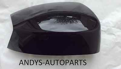 FORD C-MAX 10 ONWARDS WING MIRROR COVER LH OR RH IN PANTHER BLACK