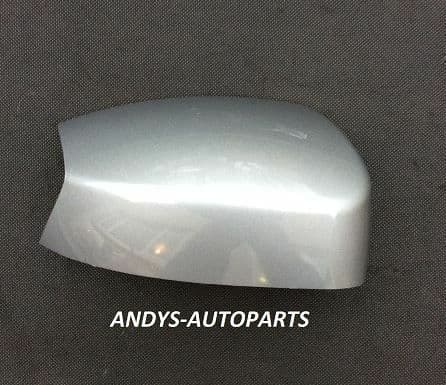 FORD C-MAX 2010 ONWARDS WING MIRROR COVER LH OR RH IN MACHINE SILVER