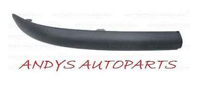 FORD FOCUS 01 -04 MK1 REAR BUMPER MOULDING OUTER L/H OR R/H AVAILABLE