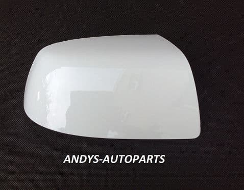 FORD FOCUS 04-07 WING MIRROR COVER LH OR RH SIDE IN FROZEN WHITE
