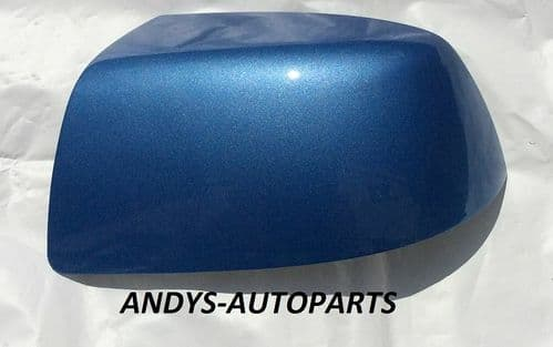 FORD FOCUS 04-07 WING MIRROR COVER LH OR RH SIDE IN VISION BLUE