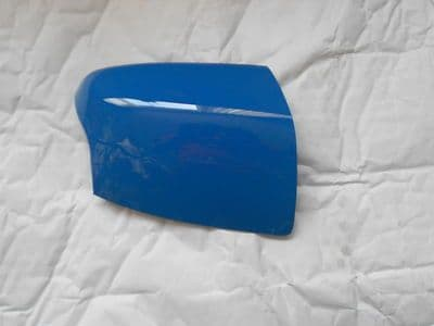 FORD FOCUS 05-08 WING MIRROR COVER LH OR RH SIDE IN RIMINI BLUE