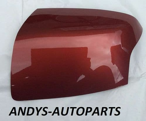 FORD FOCUS 05-08 WING MIRROR COVER LH OR RH SIDE IN TANGO