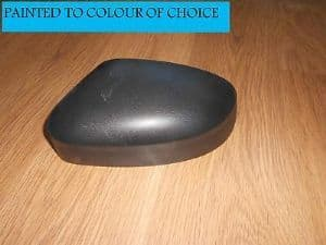 FORD FOCUS 08-2011 WING MIRROR COVER LH OR RH SIDE PAINTED TO COLOUR OF CHOICE