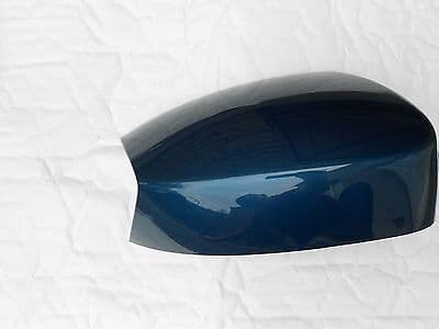FORD GALAXY 05 - 10 GENUINE FORD WING MIRROR COVER LH OR RH IN BLUE AMBITION
