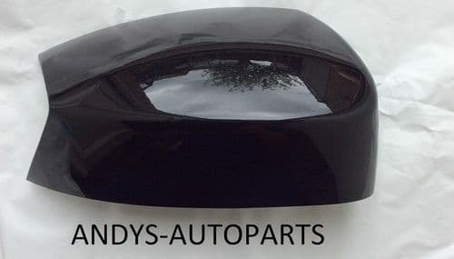 FORD GALAXY 05 - 10 WING MIRROR COVER LH OR RH IN PANTHER BLACK