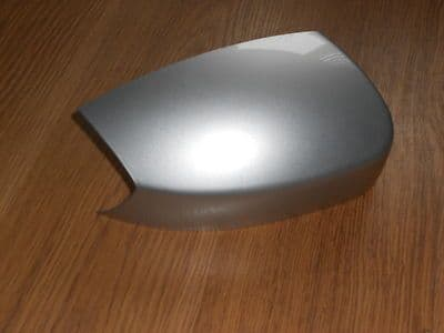 FORD GALAXY 2005 - 2010 GENUINE FORD  WING MIRROR COVER LH OR RH IN MOONDUST SILVER