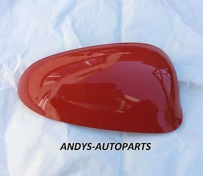 FORD KA 2009 - 2013 WING MIRROR COVER L/H OR R/H  IN FLAME RED