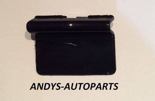 FORD KUGA 2013 - 2015 FRONT TOWING EYE COVER IN BLACK