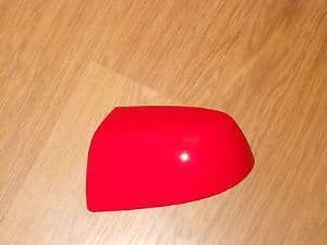 FORD MONDEO 01-07 WING MIRROR COVER LH OR RH SIDE IN COLARADO RED