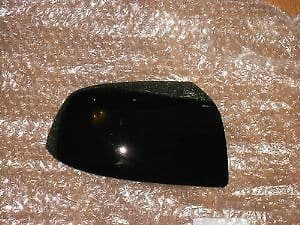 FORD MONDEO 01-07 WING MIRROR COVER LH OR RH SIDE IN PANTHER BLACK