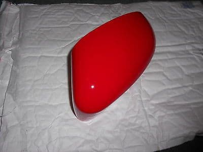 FORD MONDEO 07-2010 WING MIRROR COVER LH OR RH SIDE IN COLORADO RED
