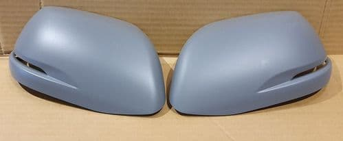 HONDA CR-V 2012-2019 PAIR OF WING MIRROR COVERS PAINTED ANY HONDA COLOUR