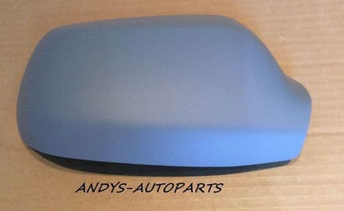MAZDA 3 WING MIRROR COVER 2004 - 2009 LH OR RH IN PAINTED ANY MAZDA COLOUR