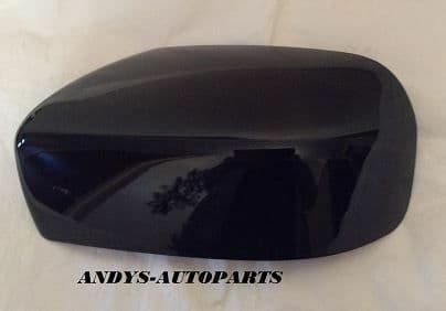 MAZDA 5 2005 ONWARDS WING MIRROR COVER LH OR RH IN SPARKLING BLACK