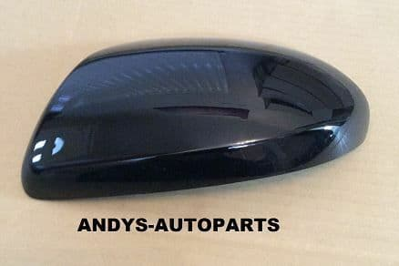 MAZDA 6 WING MIRROR COVER 06 ONWARDS LH OR RH IN IN SPARKLING BLACK