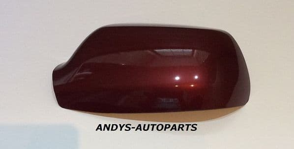 MAZDA 6 WING MIRROR COVER 2002 - 2006 LH OR RH IN COPPER RED
