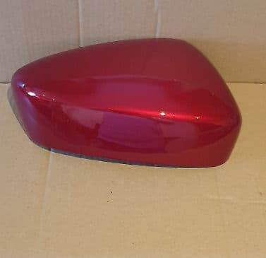 MAZDA CX-5 WING MIRROR COVER 2012 - 2015 LH OR RH IN SOUL RED