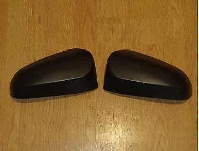 PEUGEOT 108 2014 ONWARD PAIR OF WING MIRROR COVERS PAINTED TO COLOUR OF CHOICE