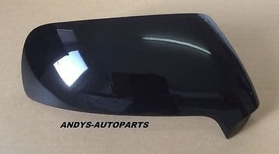 PEUGEOT 3008 2009 ONWARDS WING MIRROR COVER L/H OR R/H IN PEARL BLACK
