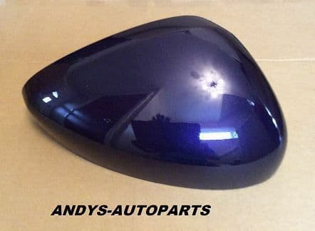 PEUGEOT RCZ 2010 ONWARDS WING MIRROR COVER L/H OR R/H INFINITE BLUE