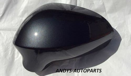 SEAT LEON 09-12 WING MIRROR COVER L/H OR R/H SIDE IN GRIS TRACK