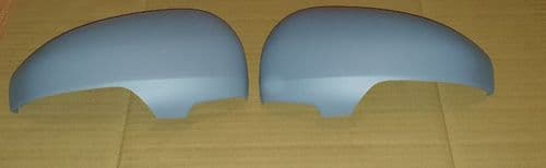 TOYOTA PRIUS 09 - 2016 PAIR OF WING MIRROR COVERS PAINTED TO COLOUR OF CHOICE