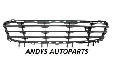 VAUXHALL ASTRA 04 - 06 FRONT BUMPER GRILLE CENTRE SECTION