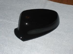 VAUXHALL ASTRA WING MIRROR COVER (NEW)MK6 2010- LH OR RH SIDE IN METALIC BLACK