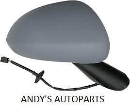 VAUXHALL CORSA 06 -  COMPLETE WING MIRROR HEATED L/H OR R/H PAINTED TO COLOUR