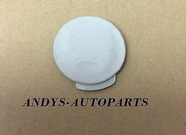 VAUXHALL CORSA C 01 -06  FRONT TOWING EYE COVER PRIMED