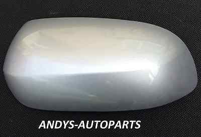 VAUXHALL CORSA C 2001 - 2006  WING MIRROR COVER  LH OR RH IN STAR SILVER Z157 / 2AU