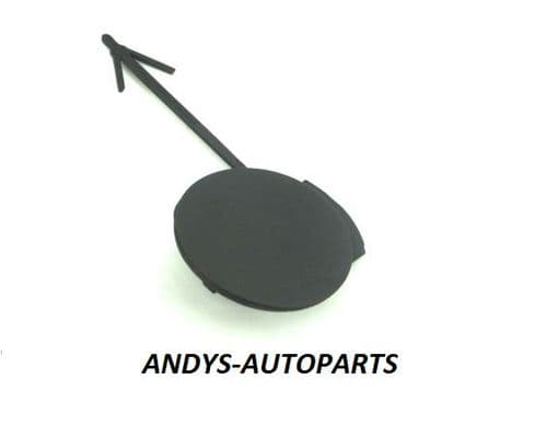 VAUXHALL CORSA D 2006 - 2011 FRONT TOWING EYE MOULDING COVER PAINTED ANY VAUXHALL COLOUR
