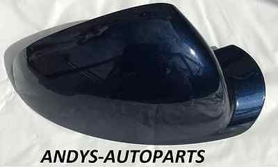 VAUXHALL INSIGNIA 2008 ONWARDS WING MIRROR COVER LH OR RH SIDE IN WATER WORLD 22A / GEU