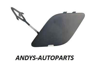 VAUXHALL / OPEL ASTRA 2010 - 2012 REAR BUMPER TOWING EYE COVER PAINTED ANY VAUXHALL COLOUR