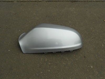 VAUXHALL / OPEL ASTRA WING MIRROR COVER 54 - 2009 LH OR RH SIDE IN TIFFANY SILVER  85L, Z125, CV88
