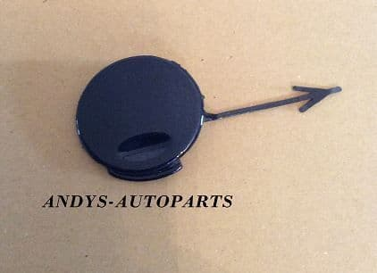 VAUXHALL / OPEL INSIGNIA 08 - 2013 REAR TOWING EYE COVER IN WATERWORLD