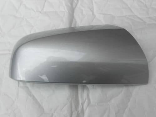 VAUXHALL / OPEL ZAFIRA 2005 - 2009 WING MIRROR COVER IN STAR SILVER 3 L157 / Z157 / 2AU