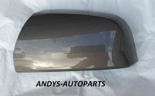 VAUXHALL ZAFIRA 59 ONWARDS (NEW) WING MIRROR COVER LH OR RH SIDE IN PEPPER DUST