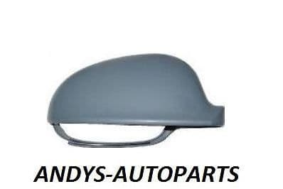 Volkswagen Golf 2004 - 2008  Door Mirror Cover Primed