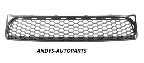 Volkswagen Golf 2009 - 2012  Front Bumper Grille Centre Section (GTi Models)
