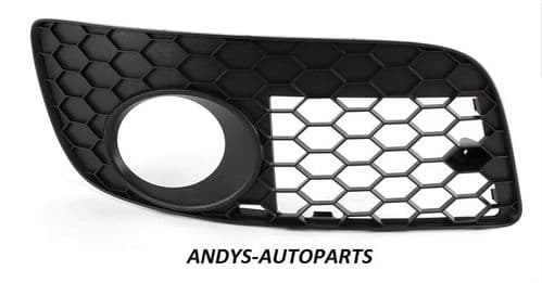 Volkswagen Golf GTI 2006 - 2008  Front Bumper Grille Outer Section