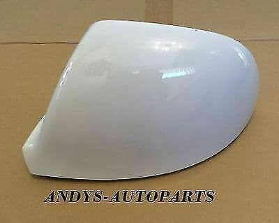 VW AMAROK 2010 ONWARDS WING MIRROR COVER L/H OR R/H IN CANDY WHITE