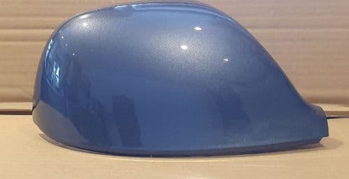 VW AMAROK 2010 ONWARDS WING MIRROR COVER L/H OR R/H IN NATURAL GREY