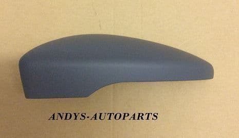 VW EOS 2009 ONWARDS WING MIRROR COVER L/H OR R/H PAINTED ANY VW COLOUR