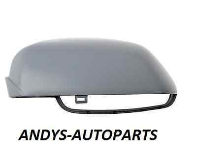 VW POLO 2005 - 2009 WING MIRROR COVER L/H OR R/H PAINTED ANY VW COLOUR