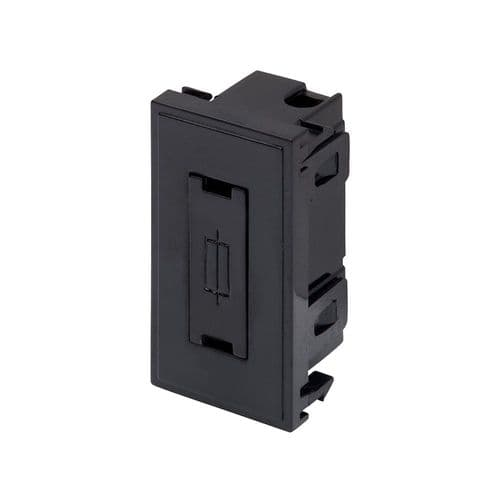 RT 13A Fused Module (25mmX50mm) Black 09041