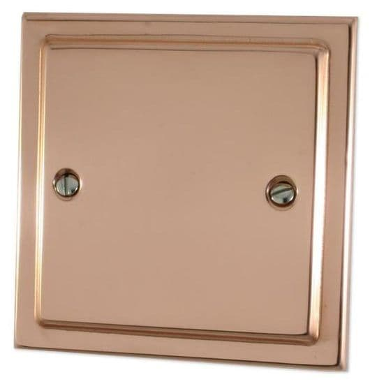 G&H Trimline Plate Bright Copper